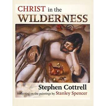 Kristuksen erämaassa - heijastaa Stanley Spen maalauksia
