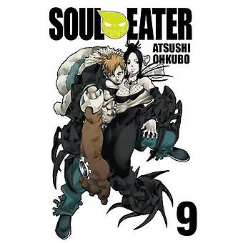 Soul Eater - v. 9 by Atsushi Ohkubo - 9780316071130 Book