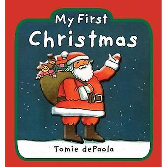 Min första jul av Tomie DePaola - 9780448448602 bok