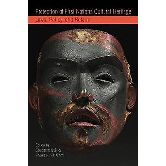 Protection des Premières Nations du patrimoine culturel - lois - politique - et Re