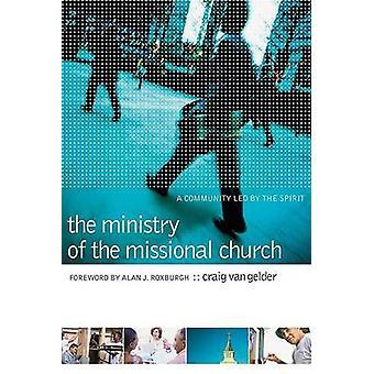 Departementet for Missional kirken - et fellesskap ledet av Ånden b