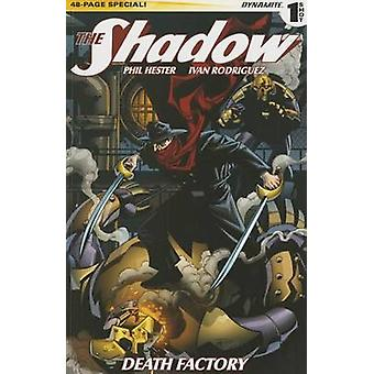The Shadow - 2014 (Special edition) by Ivan Rodriguez - Phil Hester -