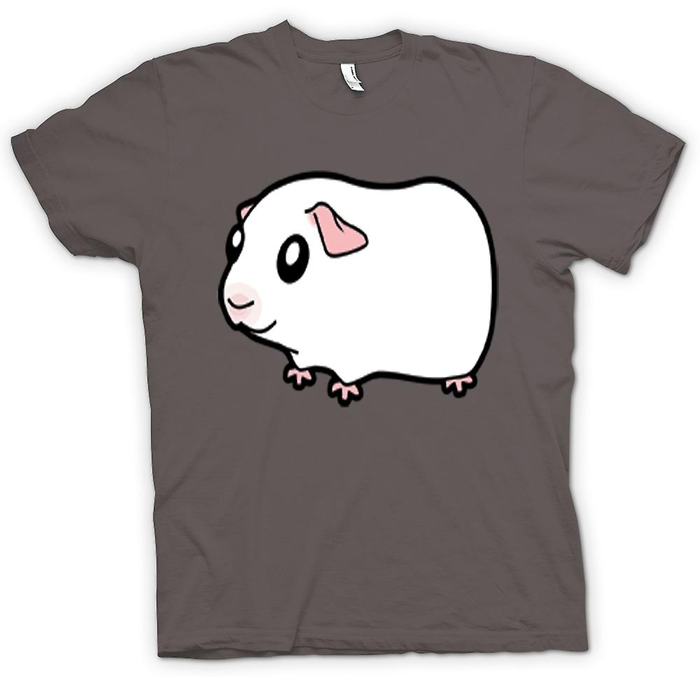 Womens T-shirt-Cartoon cavia Design