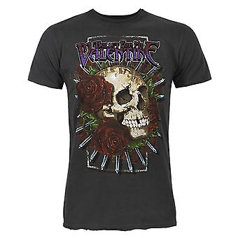 Amplified Bullet For My Valentine Cries In Vain Men's T-Shirt Charcoal