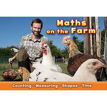 Maths on the Farm by Tracey Steffora - 9781406250763 Book