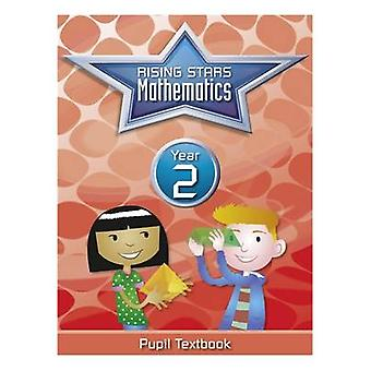 Rising Stars Mathematics Year 2 Textbook by Belle Cottingham - Emma L