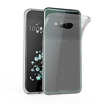 Cadorabo Hülle für HTC U PLAY - Handyhülle aus TPU Silikon im Ultra Slim 'AIR' Design - Silikonhülle Schutzhülle Soft Back Cover Case Bumper