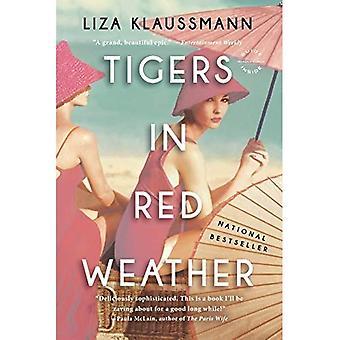 Tigres rouge météo