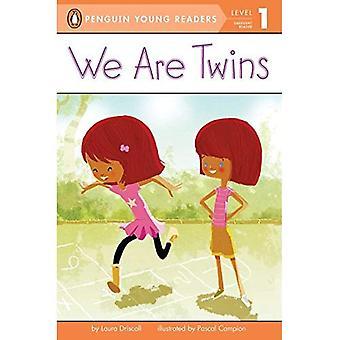 Vi är tvillingar (Penguin unga läsare - nivå 1