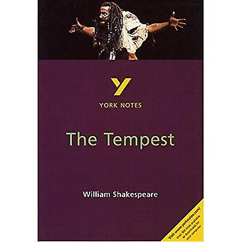 York Notes on Shakespeare's  Tempest  (York Notes)