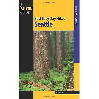 Seattle (Falcon Guides Best Easy Day Hikes)