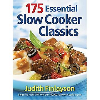 175 väsentliga långsam spis Classics