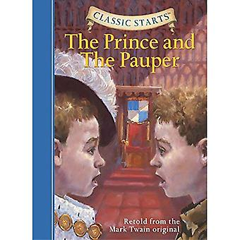 Classic Starts: The Prince and the Pauper: Retold from the Mark Twain Original (Classic Starts) [Abridged]