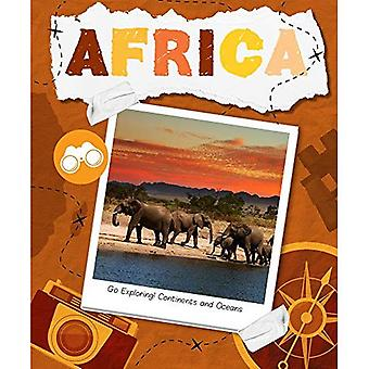 Africa (Go Exploring: Continents & Oceans)
