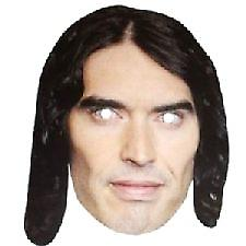Russell Brand Face Mask