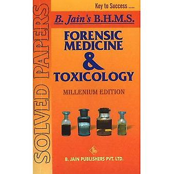 Forensic Medicine & Toxicology Solved Papers
