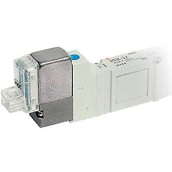 SMC Sy5000 G One-Touch Fitting 6 Mm 5/2 Solenoid/Pilot Manifold Pneumatic Valve