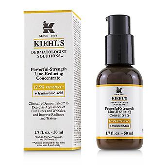 Kiehl's Dermatologist Solutions Powerful-strength Line-reducing Concentrate (with 12.5% Vitamin C + Hyaluronic Acid) - 50ml/1.7oz