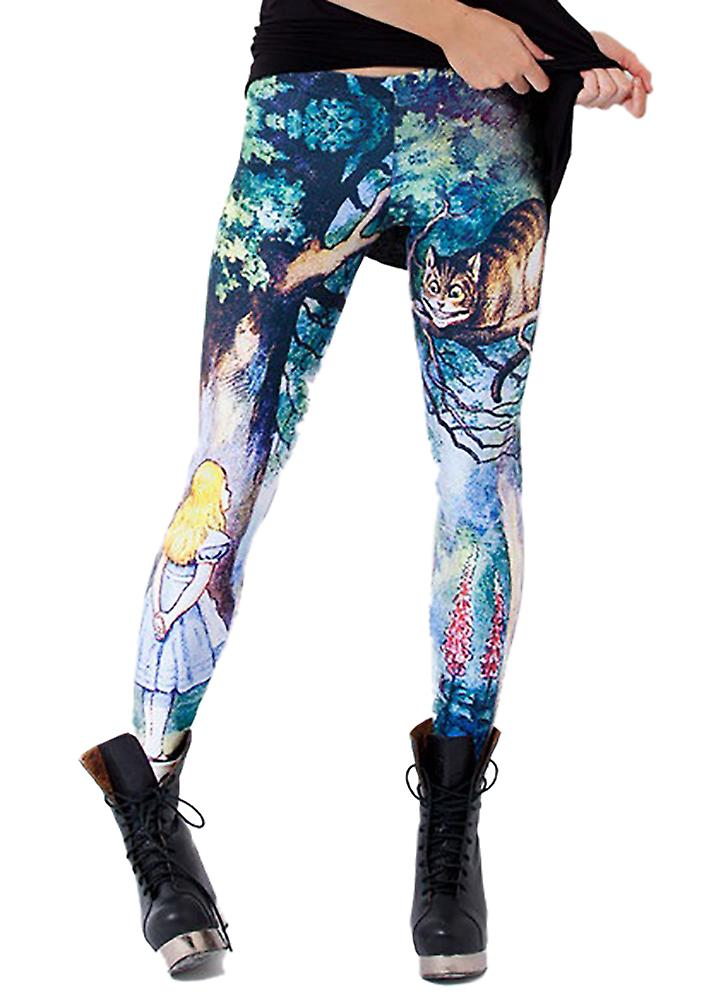 Waooh - Printed Legging Alice In Wonderland Lech