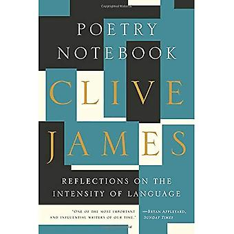 Poetry Notebook: Reflections� on the Intensity of Language