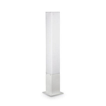Ideal Lux - Edo de plein air Square blanc Bollard IDL142999