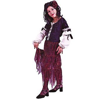 Cute Gypsy Child Costume