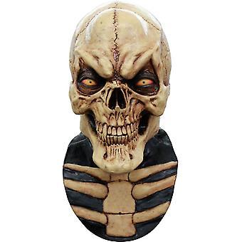 Grinning Skull For Halloween