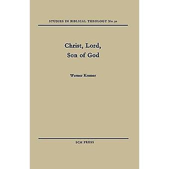 Christus heer zoon van God door Kramer & Werner