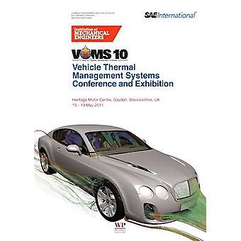 Fordon värmehantering system konferens och utställning Vtms10 institution maskiningenjörer