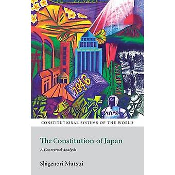 The Constitution of Japan by Matsui & Shigenori