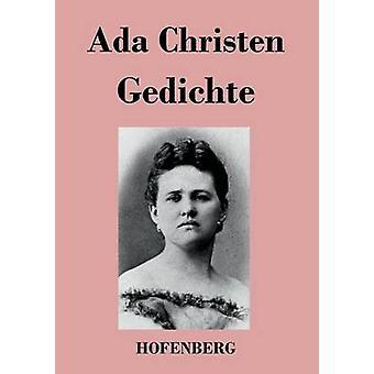 Gedichte af Ada Christen