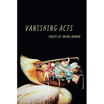 Vanishing Acts (Crab Orchard Series in Poetry)