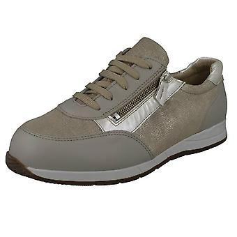 Ladies Easy B Casual Trainers Oakley