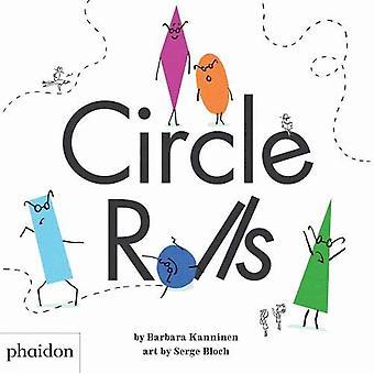 Cirkeln rullar av Barbara Kanninen - 9780714876306 bok