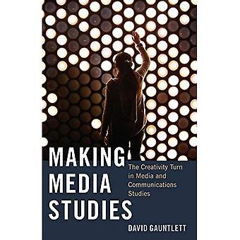 Realización de estudios de medios: el giro de la creatividad en los estudios de medios y comunicaciones (formaciones digitales)