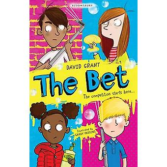 The Bet by David Grant - 9781472910660 Book