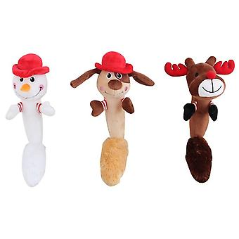 Pawise Peluches Navidad Grande para Perros (Dogs , Toys & Sport , Stuffed Toys)
