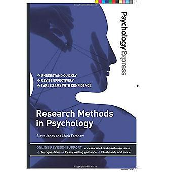 Psychology Express: Research Methods in Psychology