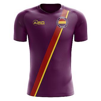 2019-2020 Spanish Republic Third Concept Football Shirt