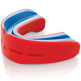 Shock Doctor Nano Double Mouthguard - Adult - Red