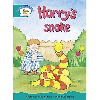 Literacy Edition Storyworlds Stage 6, Animal World, Harry's Snake