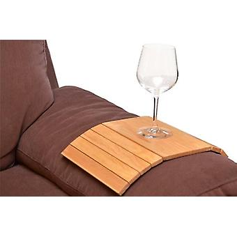 Apollo flexible Sofa Tablett passt die meisten Sofas schön