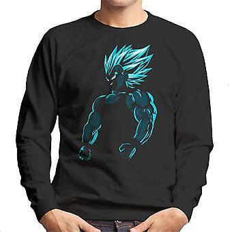 Culturista Vegeta Dragon Ball Z menn ' s Pullover