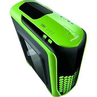 Cortek case_gaming green atx shield