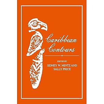 Caribische contouren (Johns Hopkins Studies in de Atlantische geschiedenis en cultuur)