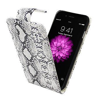 Funda de color de negocios para Apple iPhone 6 Serpetijn White