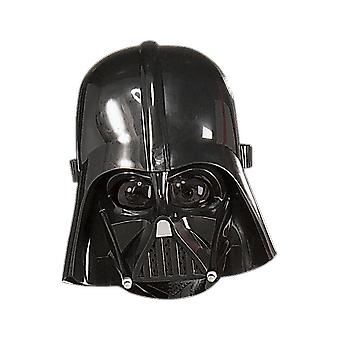 Kids Darth Vader Mask Star Wars Film & TV Fancy Dress Costume Accessory