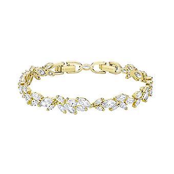 Bracelet de tennis pour femme Swarovski Plaquéd-Or - 5505863