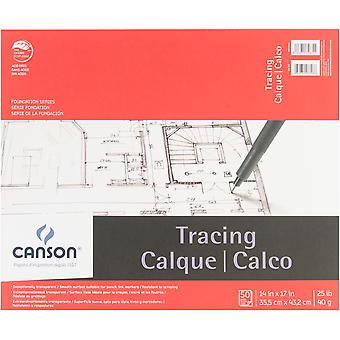 Canson Tracing Paper Pad 14