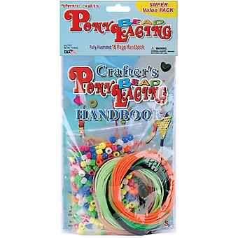 Pony Bead Lacing Kit Sv770